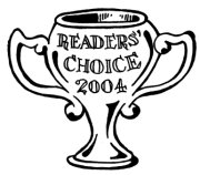 Selected Reader's Choice Award 2004 on the Peninsula